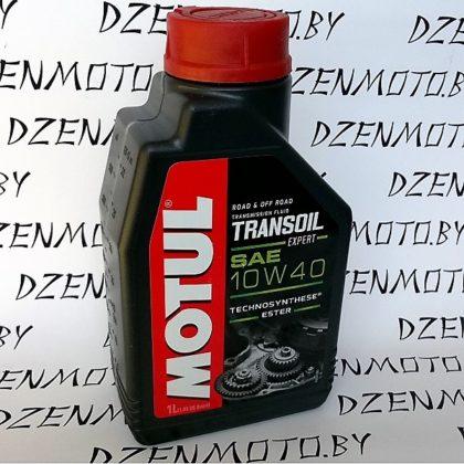 Масло Motul Transoil Expert 10W40 трансмиссионное полусинтетическое 1л (SAE 90) 105895